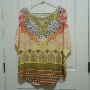 Cato Plus Blouse Size 18/20 NWT